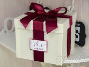 Свадебный сундук для подарков