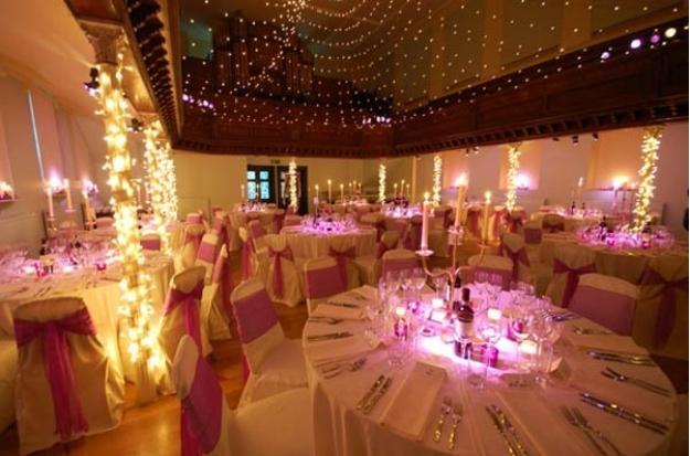 Долго и счастливо: оформление свадеб и других торжеств