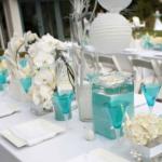 Свежее оформление свадьбы