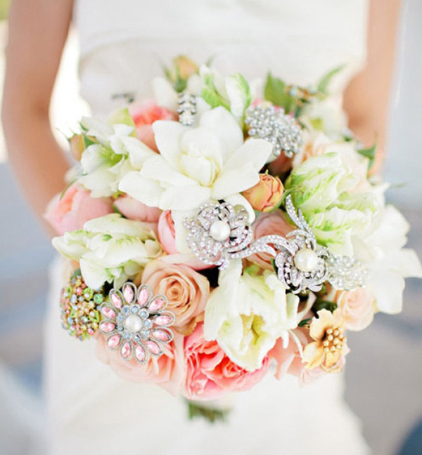 Цветы свадебные для невесты
