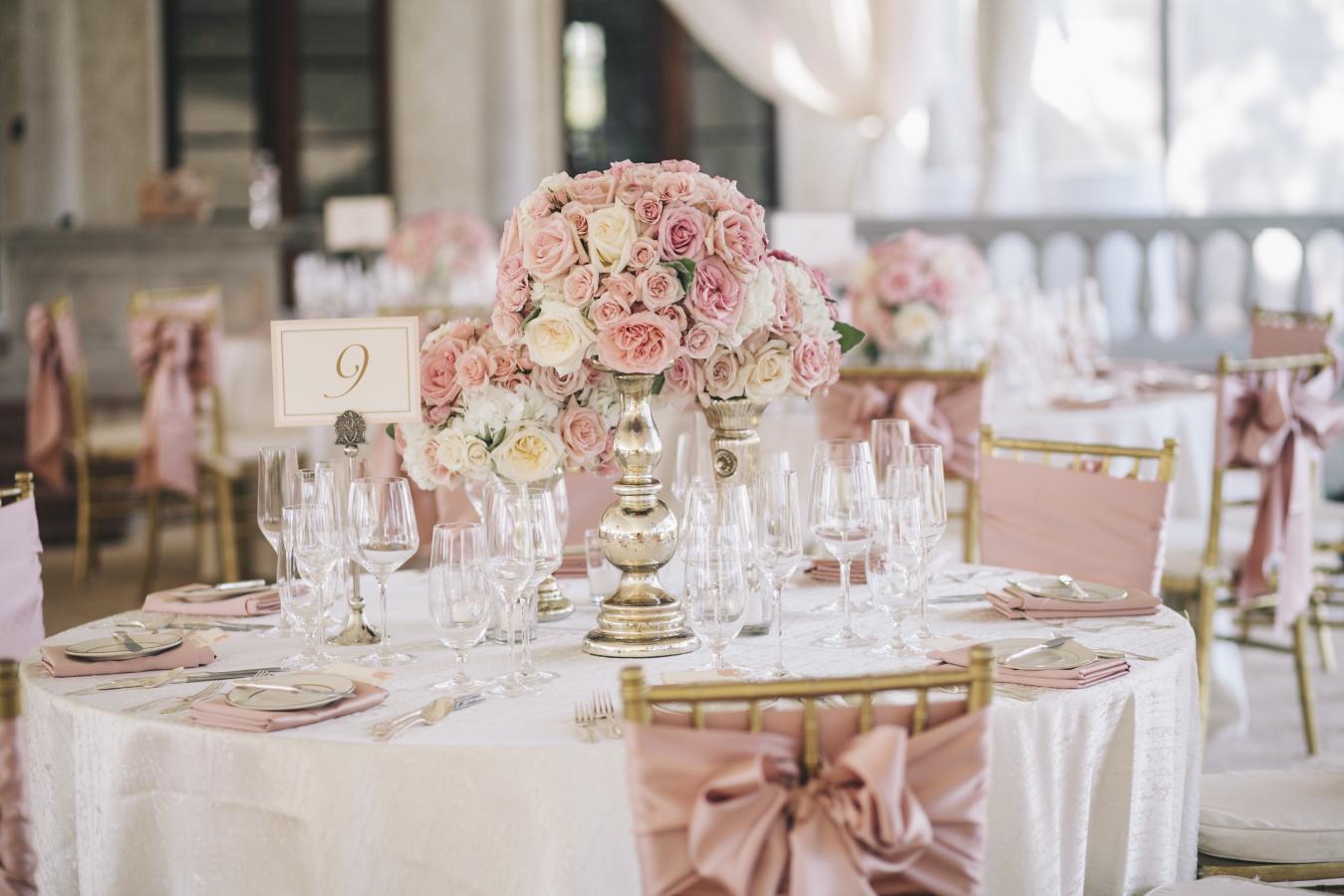 организация свадьбы шебби шик