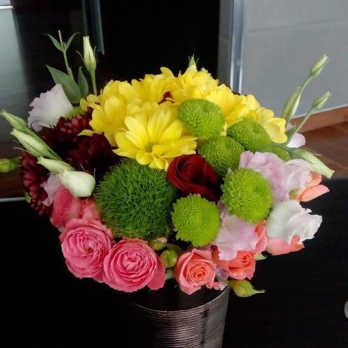 Букет цветов №6