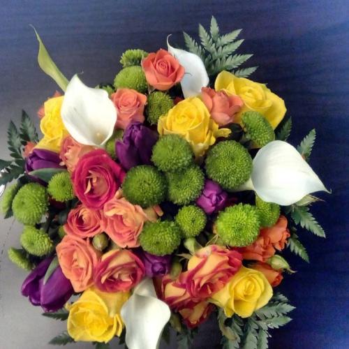 Букет цветов №3