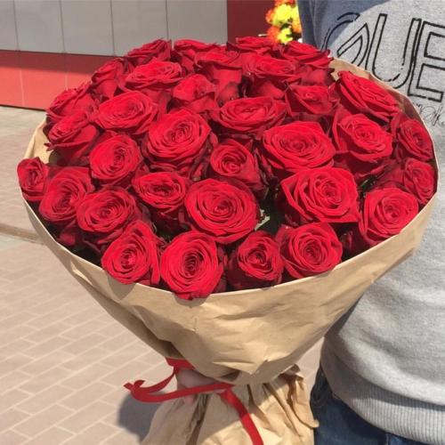 Букет роз №19