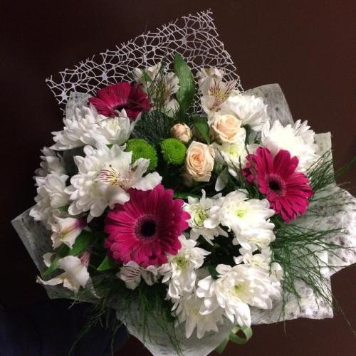 Цветы №8